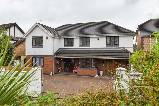 Thumbnail Detached house for sale in Harries Lane, Llanelli