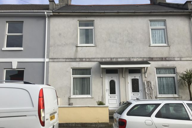 Thumbnail Property to rent in Warren Street, Plymouth
