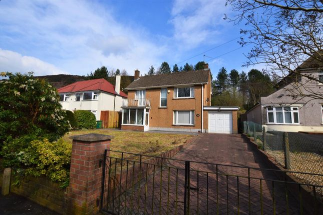 Thumbnail Detached house for sale in Ely Valley Road, Talbot Green, Pontyclun