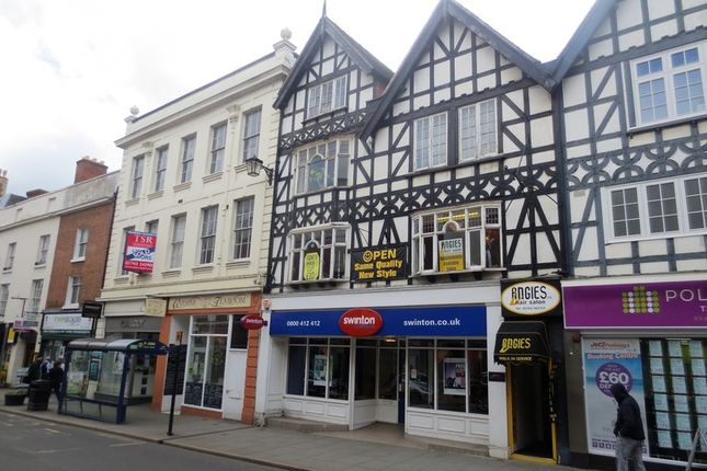 Thumbnail Retail premises to let in Castle Court, Castle Street, Shrewsbury
