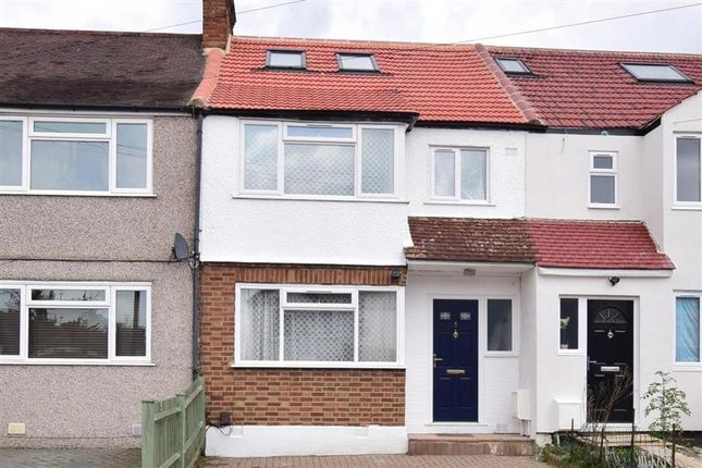 Thumbnail Terraced house to rent in Burford Road, Sutton