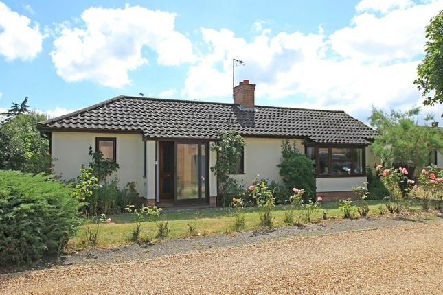 Thumbnail Detached bungalow for sale in Green Close, Great Staughton