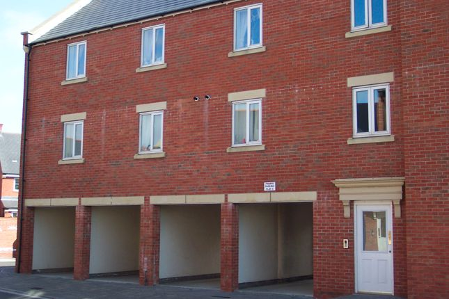 Thumbnail Flat to rent in Bodley Way, Weston-Super-Mare