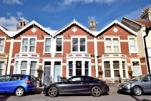 Thumbnail Terraced house for sale in Rockleaze Road, Sneyd Park, Bristol
