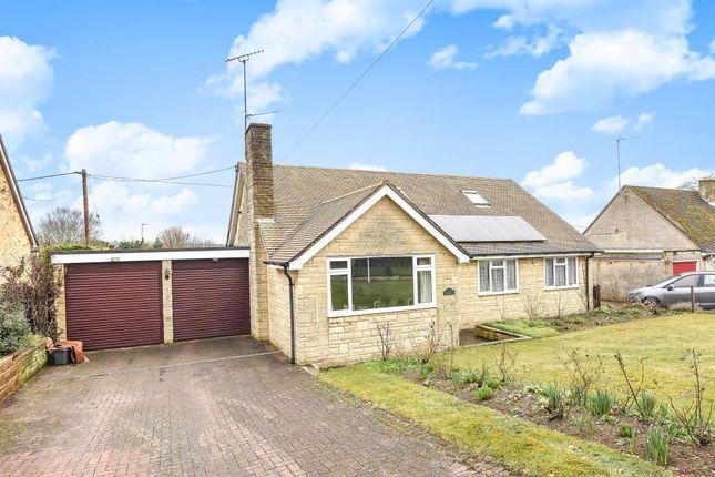 Thumbnail Bungalow to rent in Church Lane, Middle Barton