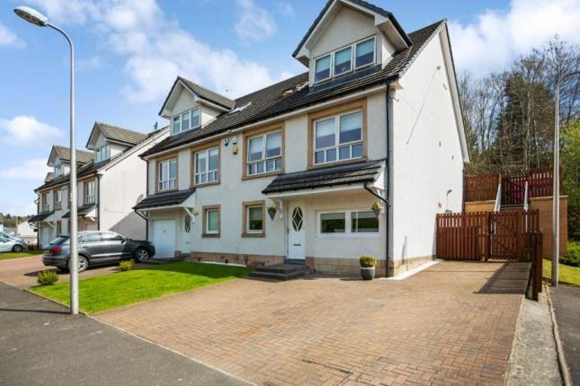 Thumbnail Semi-detached house for sale in Annan Drive, Bearsden, Glasgow, East Dunbartonshire