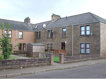 Thumbnail Flat to rent in Kinloch Street, Carnoustie