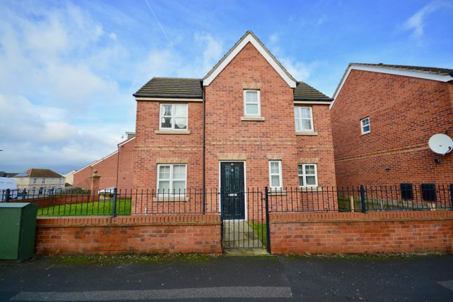Thumbnail Detached house to rent in St. Lukes Road, Grimethorpe