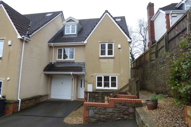 Thumbnail Mews house for sale in Quarry Lane, Winterbourne Down, Bristol