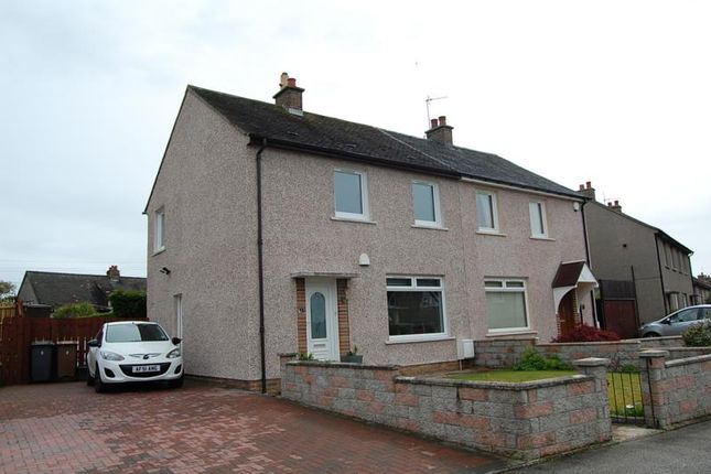 Thumbnail Semi-detached house to rent in Danestone Place, Bridge Of Don, Aberdeen