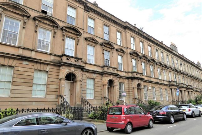 Thumbnail Flat to rent in Hill Street, Glasgow