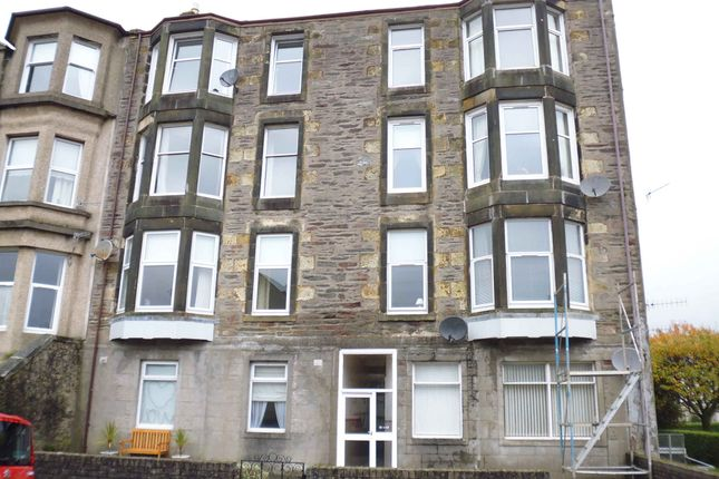Thumbnail Flat for sale in 13, Wyndham Road, Ardbeg, Rothesay, Isle Of Bute