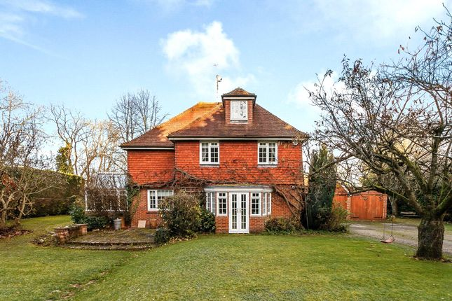 Thumbnail Detached house for sale in Skippetts Lane East, Basingstoke