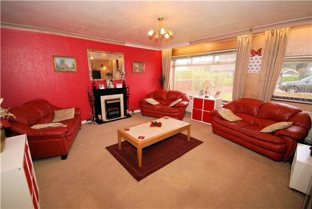 Thumbnail Semi-detached bungalow for sale in 8 Friary Grange Park, Winterbourne, Bristol