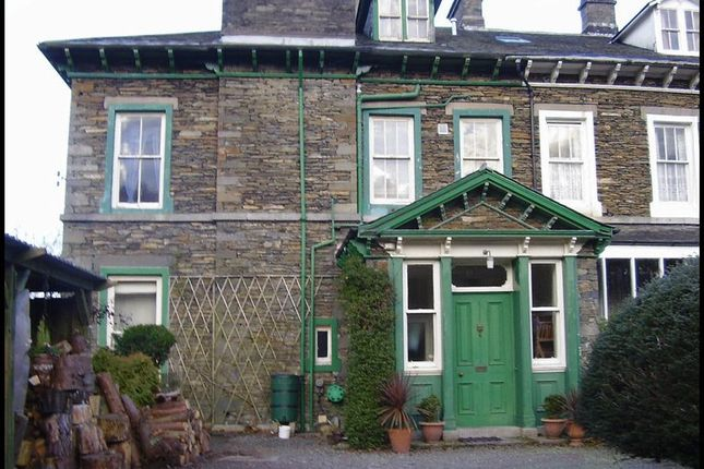 Thumbnail Flat to rent in Annisgarth, Windermere First Floor Maisonette, 2 Bedrooms Garden And Parking