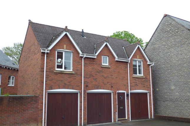 Thumbnail Flat to rent in Bigstone Meadow, Tutshill, Chepstow