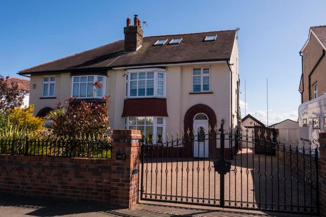 Thumbnail Semi-detached house for sale in Clovelly Drive, Hillside, Southport