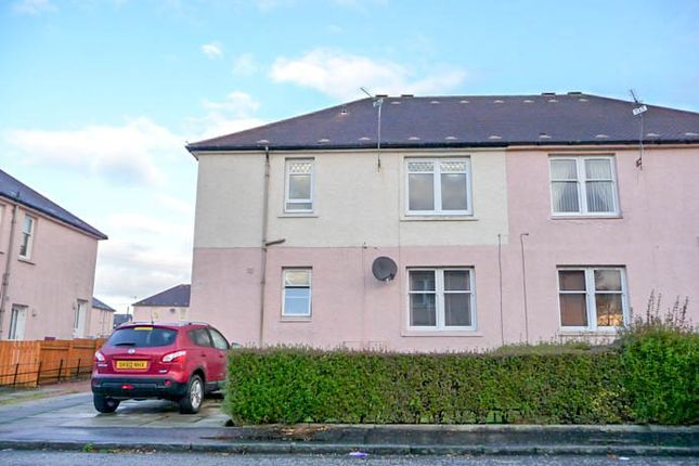 Thumbnail Flat to rent in Westerton Terrace, Carronshore, Falkirk
