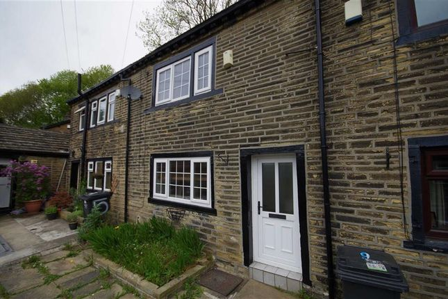 Thumbnail Terraced house for sale in The Hough, Stump Cross, Halifax