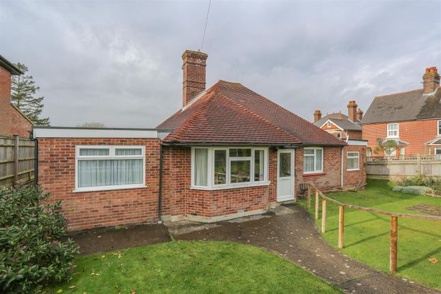 Thumbnail Detached bungalow for sale in Alexandra Road, Heathfield
