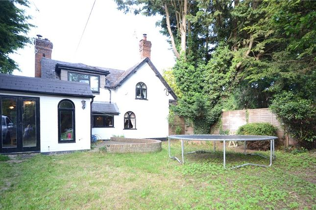 3 bed detached house for sale in Tidmarsh, Reading, Berkshire