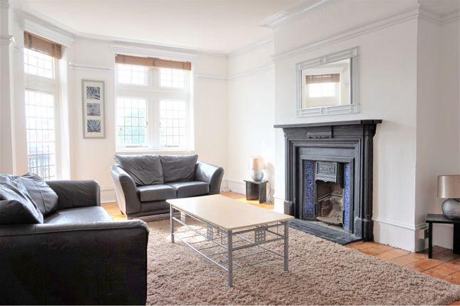Thumbnail Flat to rent in Kensington Hall Gardens, West Kensington
