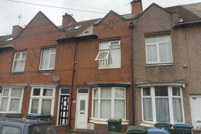 Thumbnail Terraced house for sale in Terry Road, Stoke, Coventry