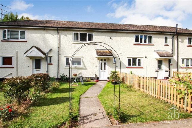 2 bed terraced house to rent in Hilton Road, Martlesham, Ipswich IP5