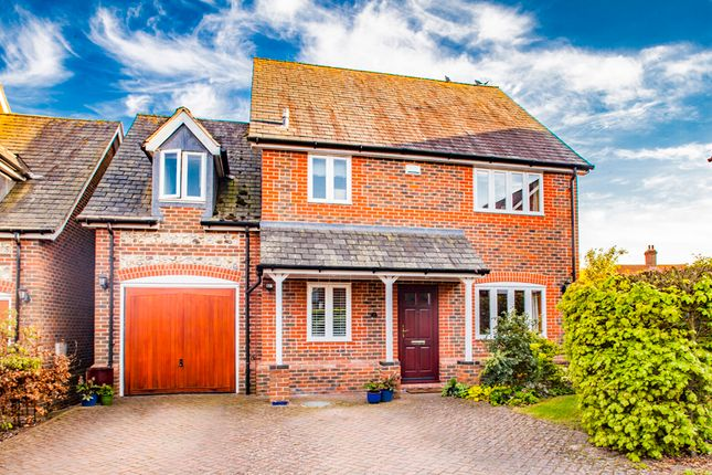 Thumbnail Detached house for sale in 2 Sheepdown, East Ilsley