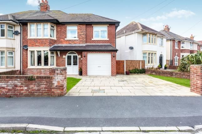 Thumbnail Semi-detached house for sale in Glenmere Crescent, Thornton-Cleveleys, Lancashire, .
