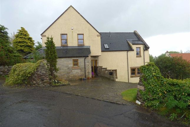 Thumbnail Detached house for sale in Kirkbrae, Cupar, Fife