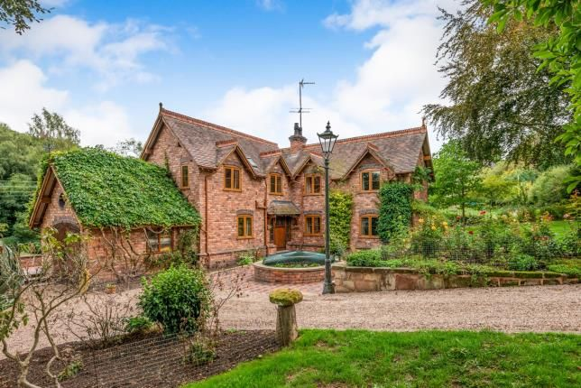 Thumbnail Detached house for sale in Broc Hill Way, Milford, Stafford, Staffordshire