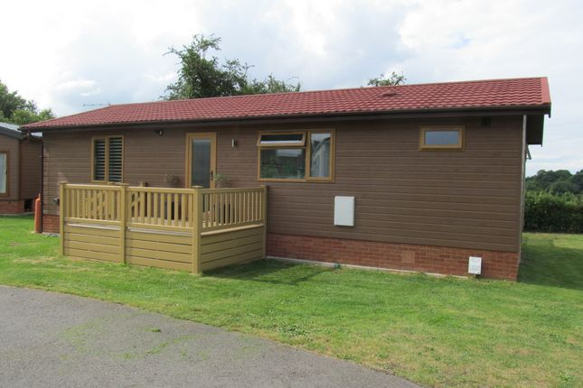 Thumbnail Mobile/park home for sale in The Grange Country Park (Ref 5376), East Bergholt, Suffolk