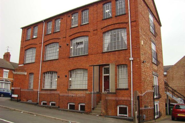 Thumbnail Flat for sale in The Basement, Cobblers Lofts, 70 Melton Road, Wellingborough