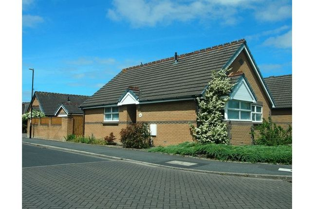 Thumbnail Detached bungalow for sale in Woodrush, Morecambe