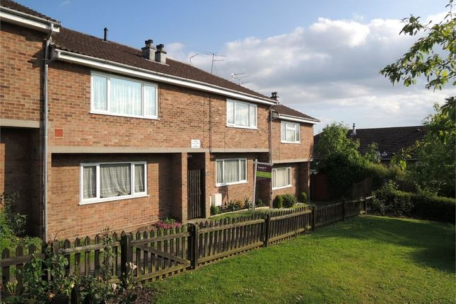 Thumbnail Flat to rent in Howe Close, Colchester