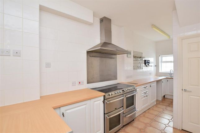 Thumbnail Semi-detached house for sale in Dover Road, Folkestone, Kent