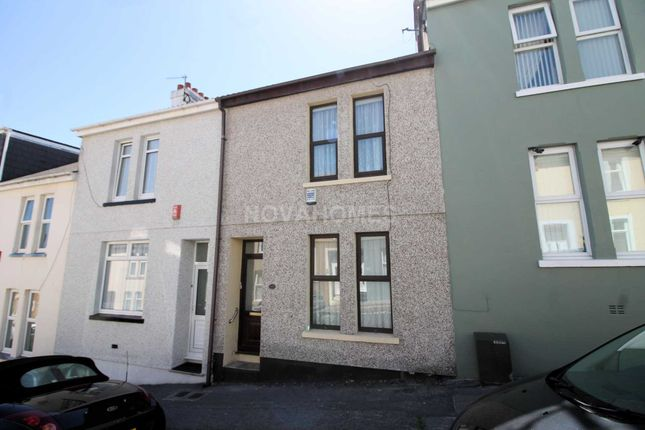 Thumbnail Terraced house for sale in Keyham Street, Weston Mill