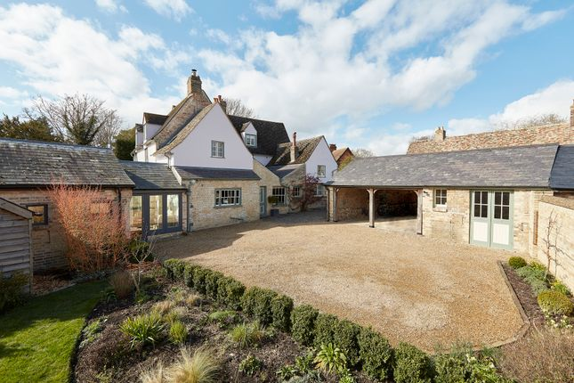 Thumbnail Detached house for sale in High Street, Coton, Cambridge