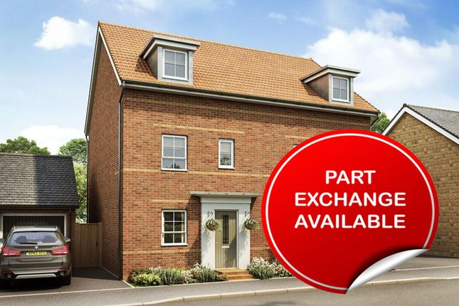 "Thumbnail Semi-detached house for sale in ""Woodcote"" at Norton Road, Norton, Stockton-On-Tees"