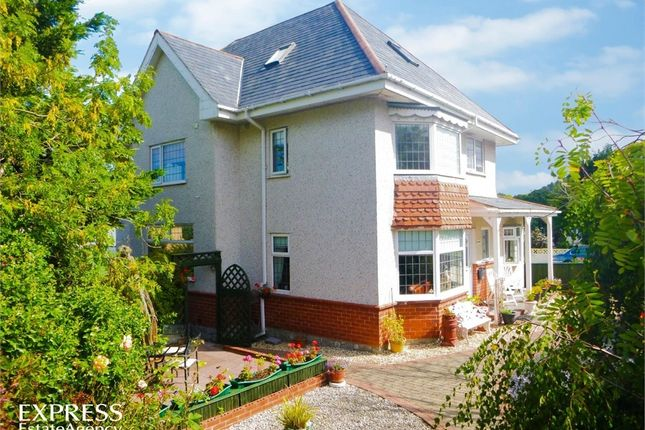 Thumbnail Detached house for sale in Abergele Road, Llanddulas, Abergele, Conwy