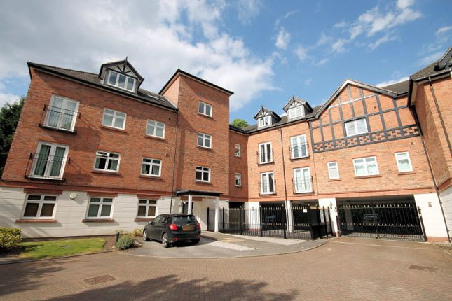 Thumbnail Flat to rent in Legh House, Hollow Lane, Knutsford