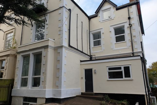 Thumbnail Flat for sale in Thorburn Road, New Ferry, Wirral