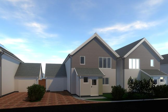 Thumbnail Detached house for sale in The Lawns, Mount Sandford Green, Barnstaple