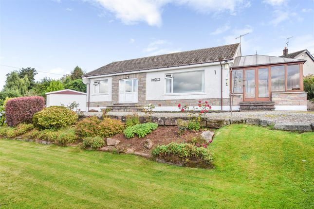 3 bed detached bungalow for sale in Lorneville, Highfield Place, Bankfoot