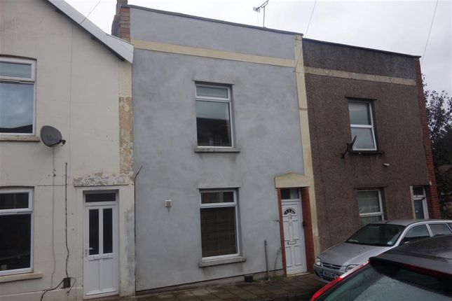 Thumbnail Terraced house for sale in Henrietta Street, Easton, Bristol