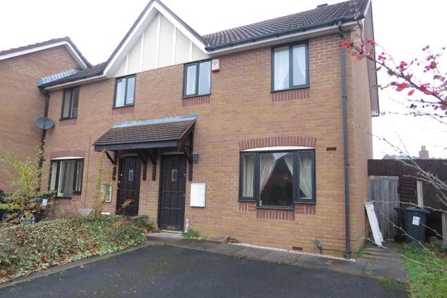Thumbnail Property to rent in Abingdon Road, Erdington, Birmingham