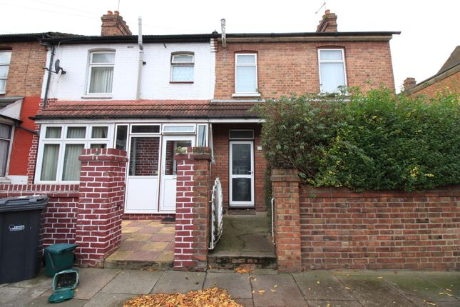 Thumbnail Terraced house to rent in Warwick Road, Southall