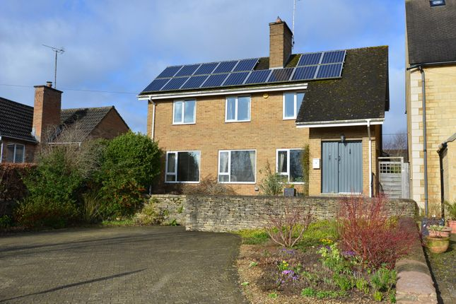 Thumbnail Detached house for sale in Abbey Way, Cirencester