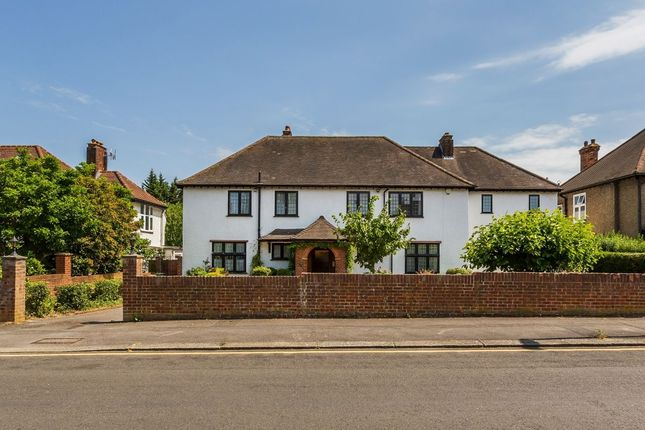 Detached house for sale in Manor Road, South Cheam, Sutton